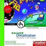 Galaxie Diktattrainer 7. und 8. Klasse
