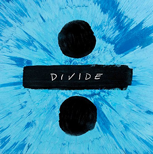 CD : Ed Sheeran - Divide (Deluxe Edition)