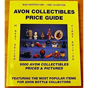 avon collectibles price guide most popular avon