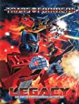 Transformers Legacy: The Art of Trans...