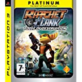 Ratchet & Clank Future: Tools of Destruction - Platinum (PS3)by Sony