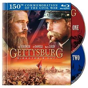 Gettysburg Director's Cut [Blu-ray Book] 24/05/11 618Vo1eGN3L._SL500_AA300_