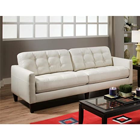 Chelsea Home Furniture Stafford Sofa, Milano Black