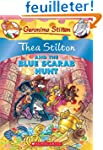 Thea Stilton and the Blue Scarab Hunt...