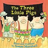 The Three Little Pigs (Reading Railroad) ~ James Marshall
