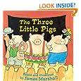 The Three Little Pigs (Reading Railroad)