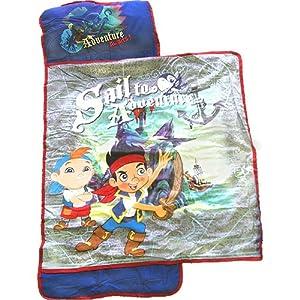 Amazon Com Jake Neverland Pirates Toddler Nap Mat