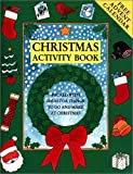 Christmas Activity Book.