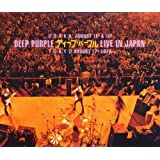 "Live In Japan 1972von ""Deep Purple"""