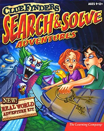ClueFinders Search & Solve