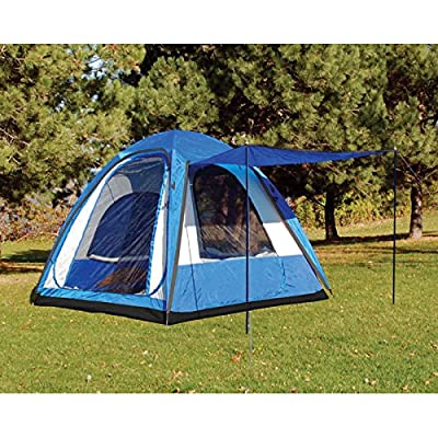 Napier Outdoors Sportz #86000 4 Person Dome-To-Go Tent