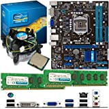 INTEL Core i5 3470 3.2Ghz, ASUS P8H61-MX USB3 & 8GB 1600Mhz DDR3 RAM Bundle
