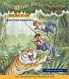 Magic Tree House CD Edition Books 17-24