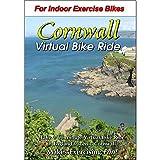 Cornwall UK Virtual Bike Ride Scenery DVD