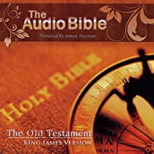 The Old Testament: The Book of Jeremiah (       UNABRIDGED) by  Andrews UK Narrated by Simon Peterson