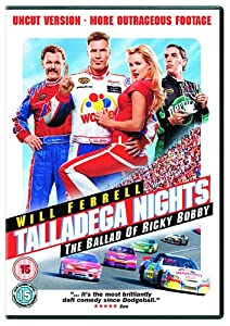 Talladega Nights [DVD] [2006] [2007]