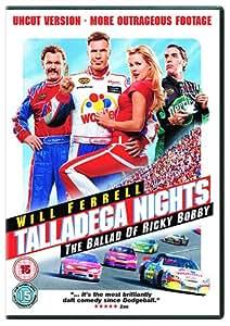 Talladega Nights [DVD] [2006] [2007]