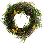 Garden Greenery Wreath