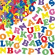 Self-Adhesive Foam Letters Value Tub (Tub of 1100)