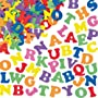 Self-Adhesive Foam Letters Value Tub (Tub of 1100) by Baker Ross