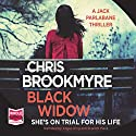 Black Widow Audiobook by Chris Brookmyre Narrated by Angus King, Scarlett Mack