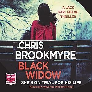 Black Widow Hörbuch