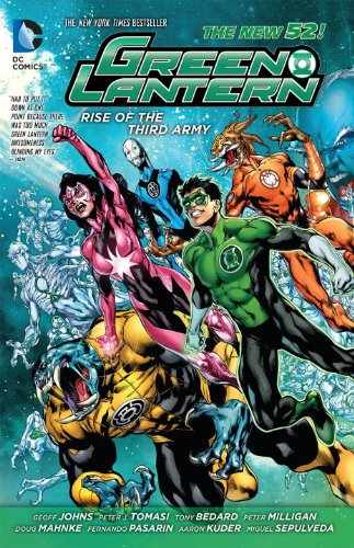 Green Lantern: Rise of the Third Army TP (The New 52)