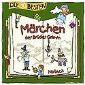 Die 30 besten Märchen der Brüder Grimm Hörbuch von  Brüder Grimm Gesprochen von: Robert Missler, Merete Brettschneider, Katja Brügger