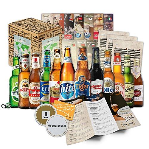 Cesta-Regalo-de-Cervezas-Coleccin-de-Cervezas-Internacionales-El-mejor-regalo-de-Navidad-para-hombres-jvenes-y-adultos-Amigo-hermano-novio-padre-abuelo