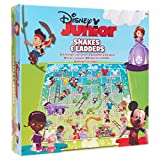 Disney Junior Snakes and Ladders Board Game