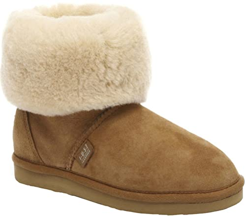 Women's J.U.S.T Sheepskin Boots 101