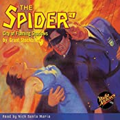 The Spider #4: City of Flaming Shadows | Grant Stockbridge