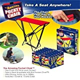 Amazing Portable Pocket chair (Take A seat Anywhere_ 250 lbs)_P8P3