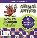 Now I'm Reading!: Animal Antics - volume 1: Level 1 (Now I'm Reading!: Level 1) (158476242X) by Gaydos, Nora