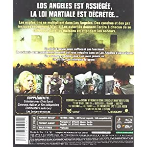 LOS ANGELES ALERTE MAXIMUM - BLU RAY [Blu-ray]