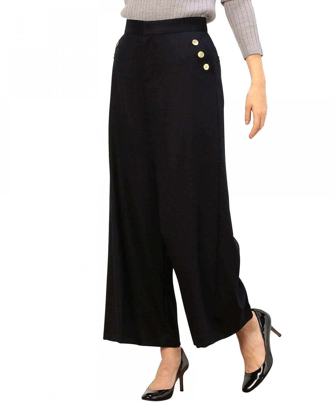 (ユナイテッドアローズグリーンレーベルリラクシング) UNITED ARROWS green label relaxing KC W/PU マリンPT : 服&ファッション小物通販 | Amazon.co.jp