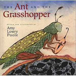 the ant and the grasshopper book review