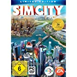"SimCity - Limited Editionvon ""Electronic Arts GmbH"""