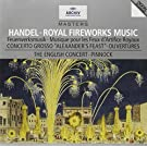Handel: Royal Fireworks Music; Concerto Grosso 'Alexander's Feast'; Overtures /Pinnock