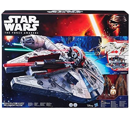 the force awakens millennium falco