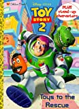Disney Pixar Toy Story 2: Toys to the Rescue (Special Edition Coloring Book)