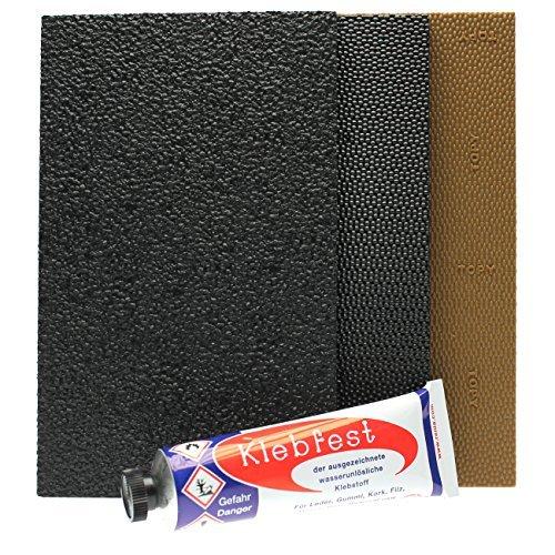 caoutchouc-talons-drap-kit-pour-bricolage-de-reparation-de-chaussures-3-gite-plaques-100-x-160-mm-ep