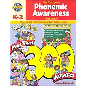 The Complete Phonemic Awareness Handbook (Rigby Best Teachers Press)