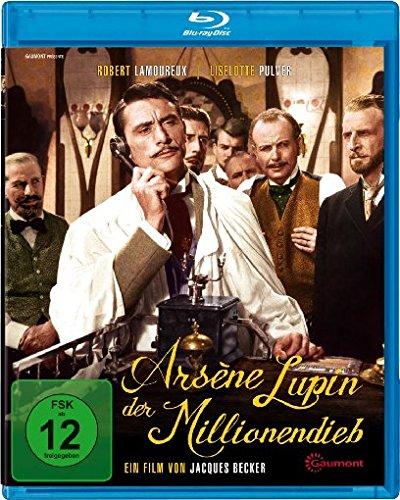 Arsene Lupin - Der Millionendieb [Blu-ray]