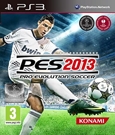 Pro Evolution Soccer 2013 (PS3)