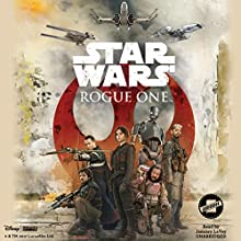 Star Wars: Rogue One (A Junior Novel) Audiobook by Matt Forbeck Narrated by January LaVoy