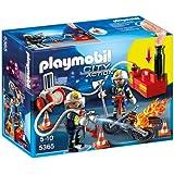 PLAYMOBIL® 5365 Feuerwehrmänner mit Löschpumpe Konstruktion