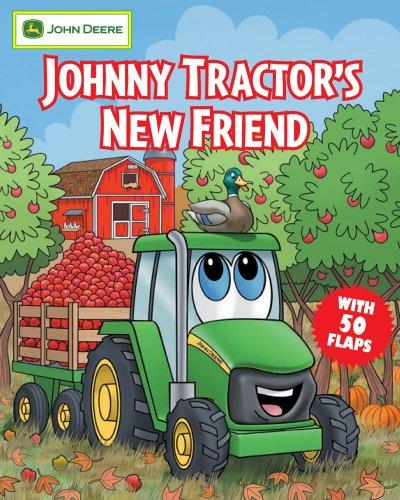 Johnny Tractor'S New Friend (John Deere)