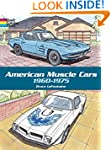 American Muscle Cars, 1960-1975 (Dove...