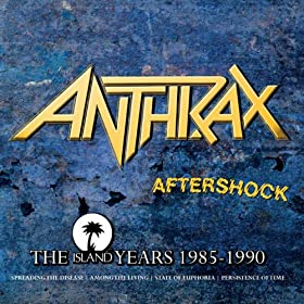 Aftershock - The Island Years 1985 - 1990 [Explicit]